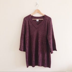 Cabi 4066 Chime Pullover Sweater XL
